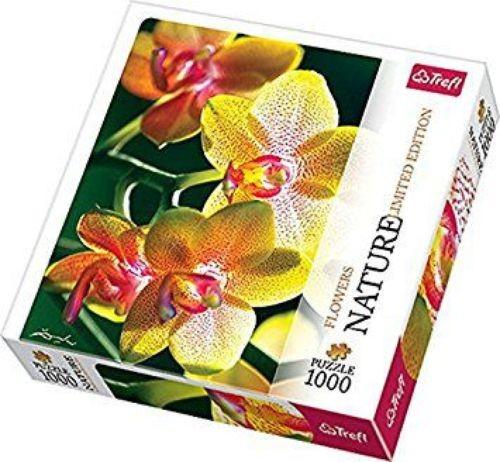 TREFL - Puzzle Nature Limited Editon Orchidea 1000