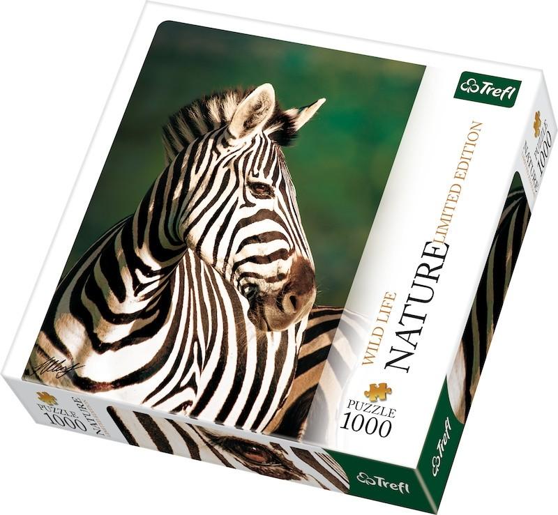 TREFL - Puzzle Nature Limited Editon Zebra 1000