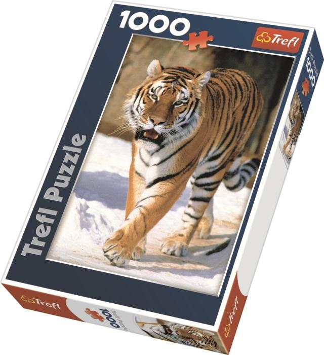 TREFL - Puzzle Sibírsky Tiger.