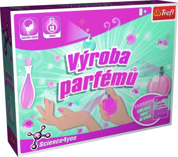 TREFL - Science 4 U -Fabrika na parfémy