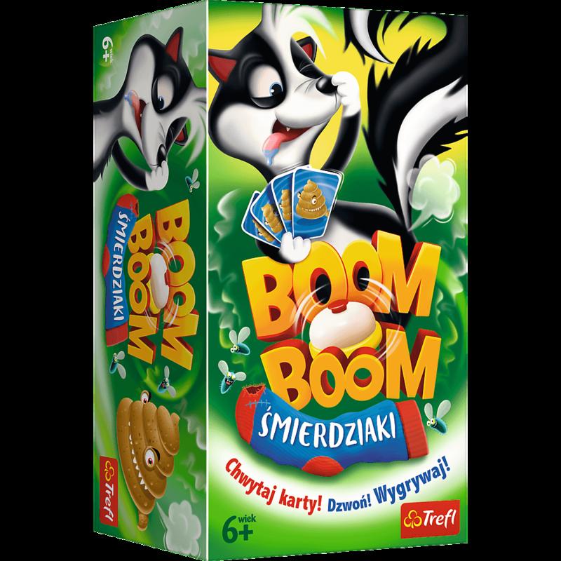 TREFL - spoločenská hra Boom Boom Smraďoši