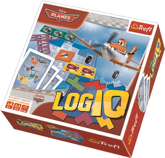 TREFL - Spoločenská hra LogIQ - Planes