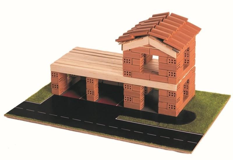 TREFL - Stavba hasičská stanica