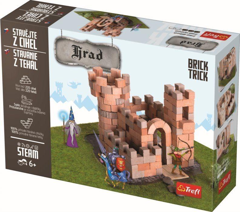 TREFL - Tehlová stavebnica Hrad