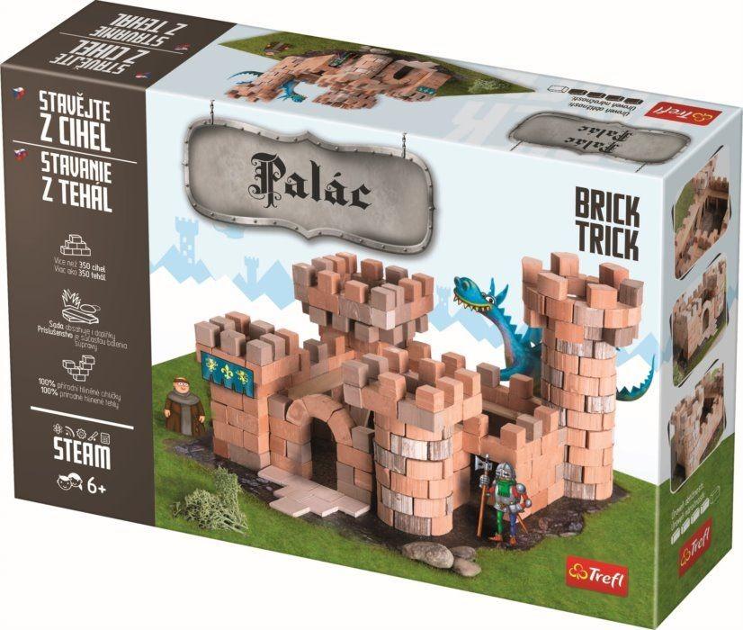 TREFL - Tehlová stavebnica Palác