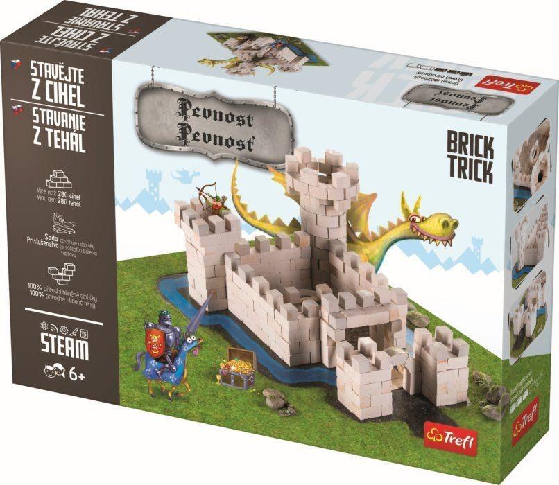 TREFL - Tehlová stavebnica Pevnosť