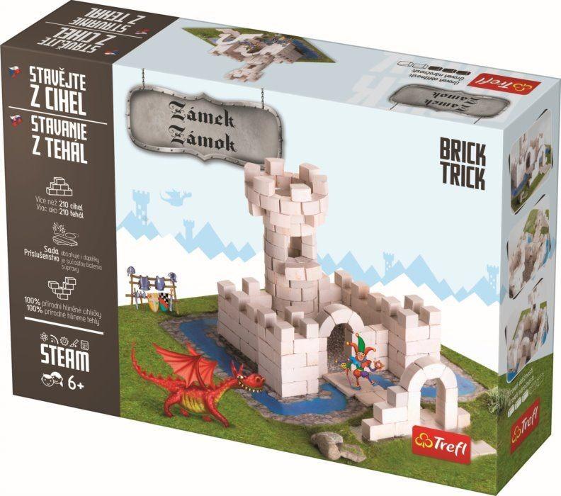 TREFL - Tehlová stavebnica Zámok