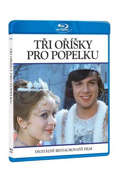 Tři oříšky pro Popelku Blu-ray (digitáln