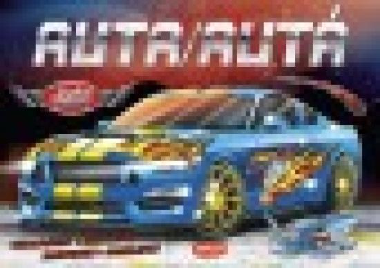 Turbo Motory – Auta / Autá + samolepky