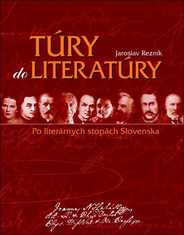 Túry do literatúry - Jaroslav Rezník