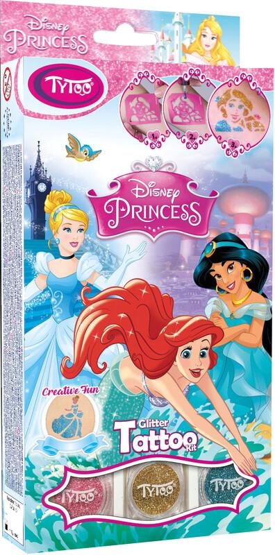 TYTOO - Disney Princezné