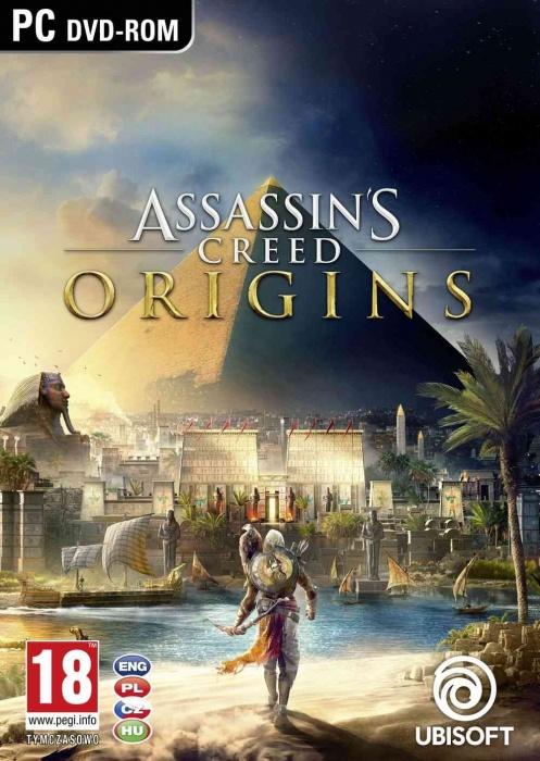 UBISOFT - PC Assassins Creed Origins