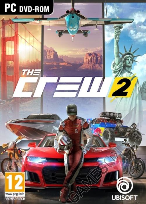 UBISOFT - PC The Crew 2