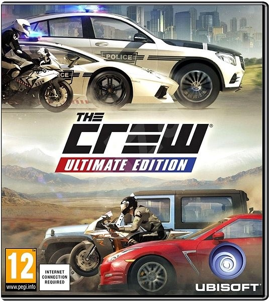 UBISOFT - PC The Crew Ultimate Edition
