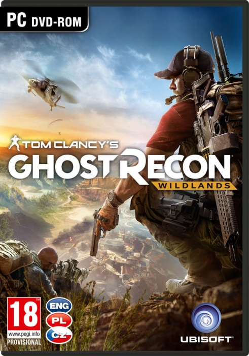 UBISOFT - PC Tom Clancy 'Ghost Recon: Wildlands
