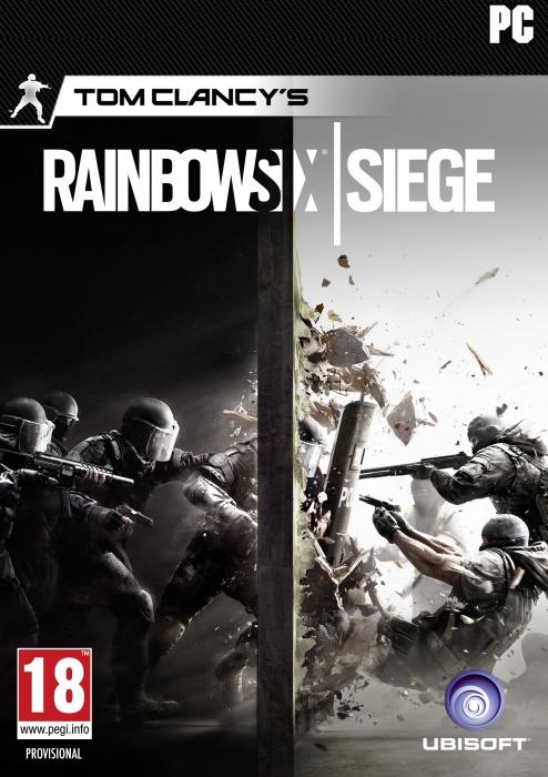 UBISOFT - PC Tom Clancy 's Rainbow Six: Siege