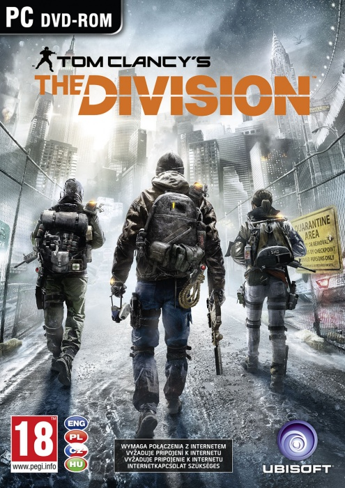 UBISOFT - PC Tom Clancy 'The Division