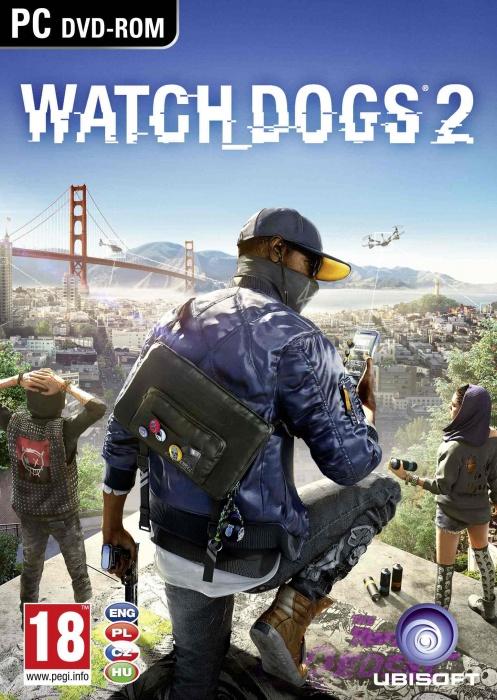 UBISOFT - PC Watch_Dogs 2