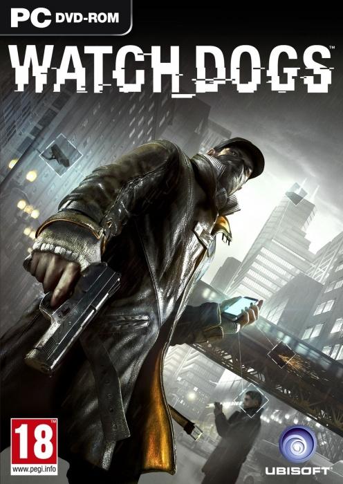 UBISOFT - PC Watch_Dogs, Akčná hra pre PC