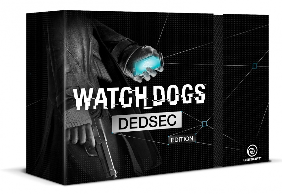 UBISOFT - PC Watch_Dogs Dedsec Edition