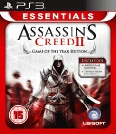UBISOFT - PS3 Assassins Creed 2 GOTY Essentials