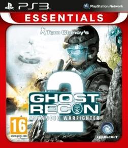 UBISOFT - PS3 TC Ghost Recon Advan.Warfighter2 Essentials