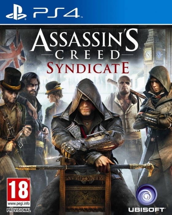 UBISOFT - PS4 Assassin's Creed Syndicate: Special Edition