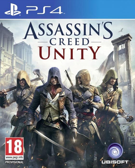 UBISOFT - PS4 Assassins Creed: Unity