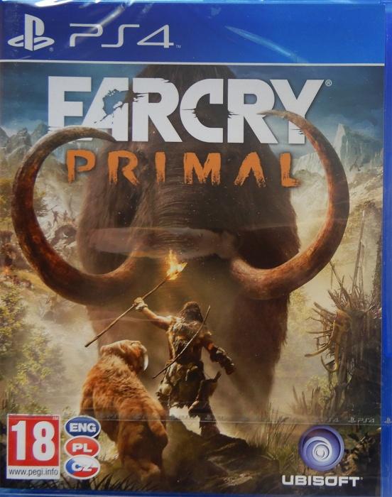 UBISOFT - PS4 Far Cry Primal CZ