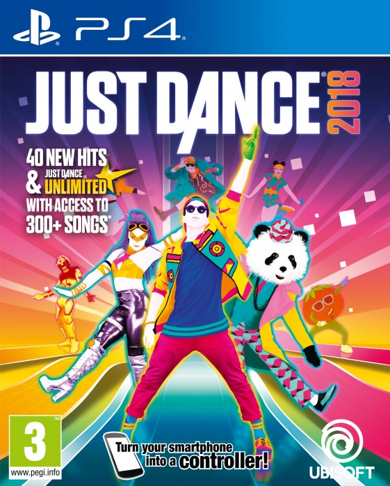 UBISOFT - PS4 Just Dance 2018