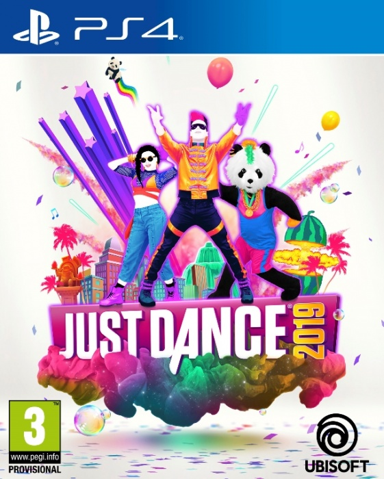 UBISOFT - PS4 Just Dance 2019