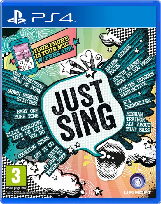 UBISOFT - PS4 Just Sing