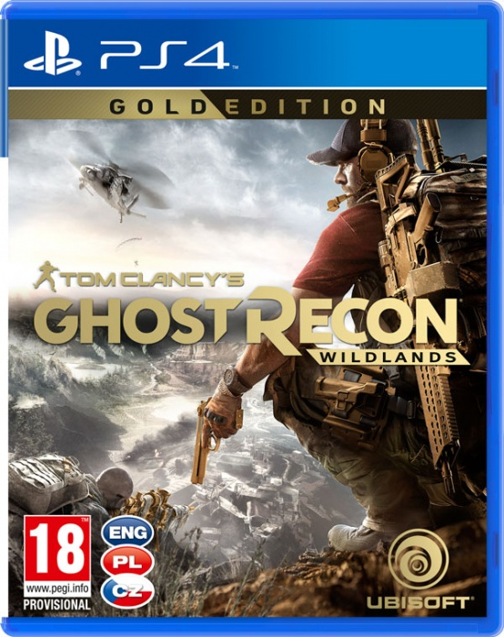 UBISOFT - PS4 Tom Clancy 'Ghost Recon: Wildlands Gold Ed.