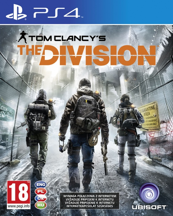 UBISOFT - PS4 Tom Clancy 'The Division