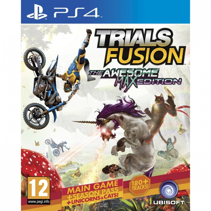 UBISOFT - PS4 Trials Fusion (The Awesome Max Edition)
