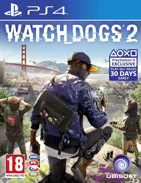 UBISOFT - PS4 Watch_Dogs 2