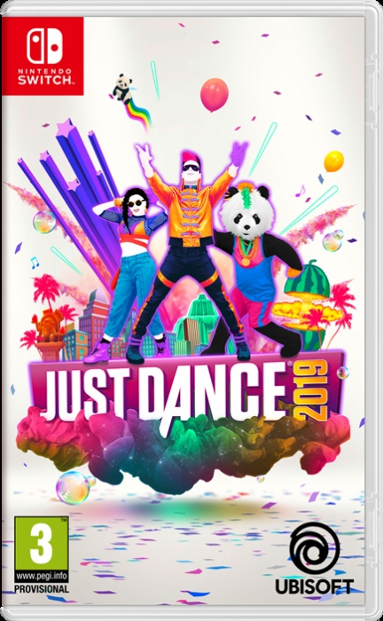 UBISOFT - SWITCH Just Dance 2019