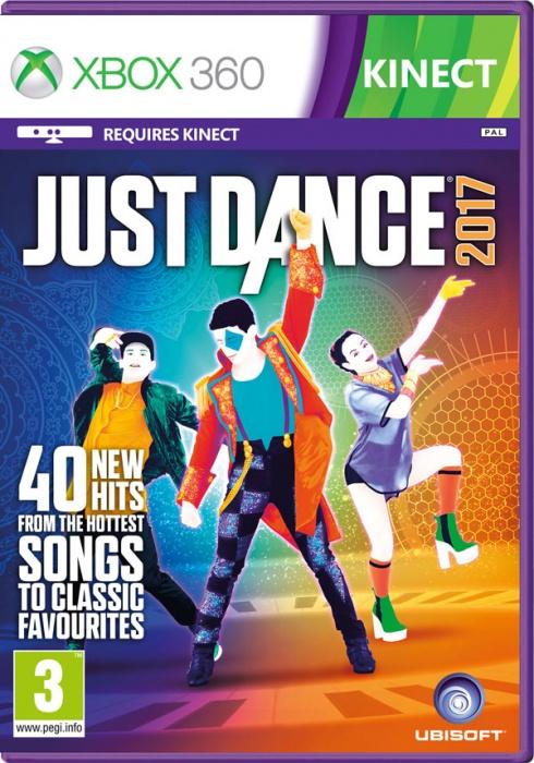 UBISOFT - X360 Just Dance 2017