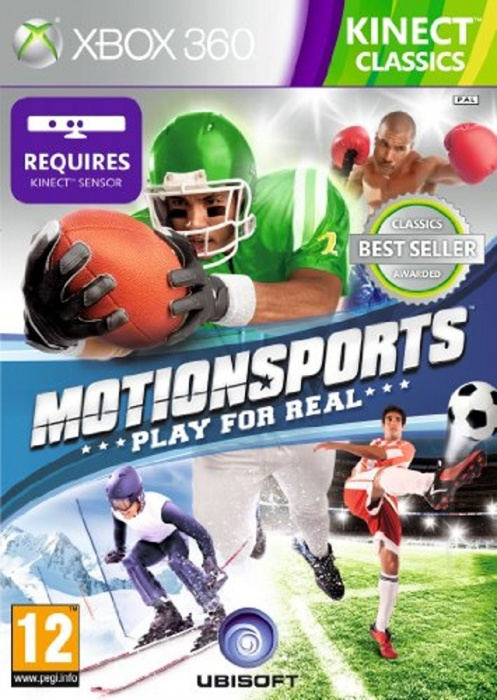 UBISOFT - X360 Motion Sport Classics
