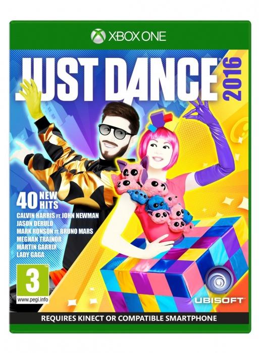 UBISOFT - XONE Just Dance 2016, Tanečná hra pre konzolu Xbox One