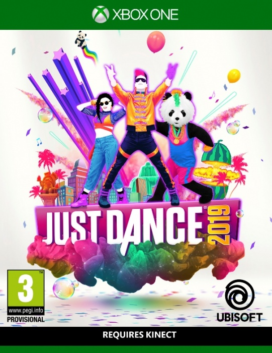 UBISOFT - XONE Just Dance 2019