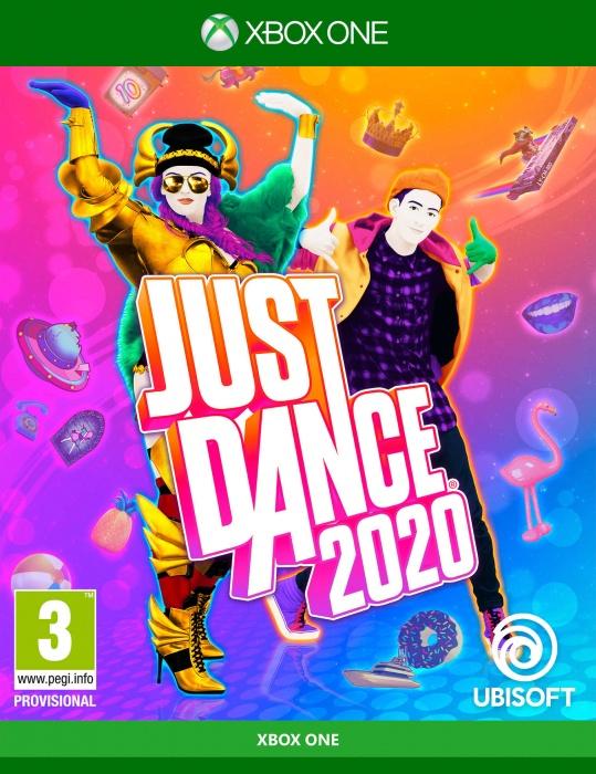 UBISOFT - XONE Just Dance 2020, Tanečná hra pre konzolu XBOX ONE