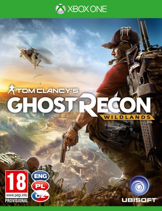 UBISOFT - XONE Tom Clancy 'Ghost Recon: Wildlands