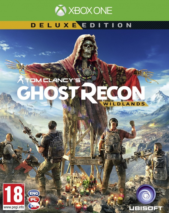 UBISOFT - XONE Tom Clancy 'Ghost Recon: Wildlands Deluxe Ed