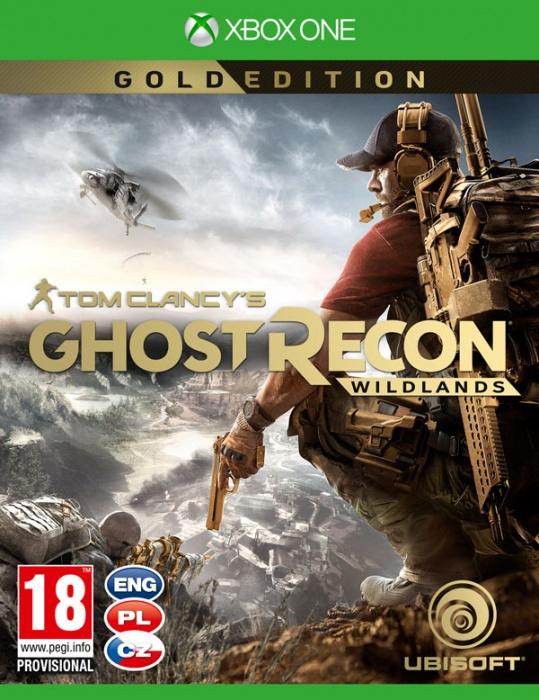 UBISOFT - XONE Tom Clancy's Ghost Recon: Wildlands Gold Ed., hra pre konzolu Xbox One