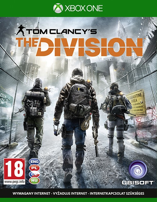 UBISOFT - XONE Tom Clancy's The Division