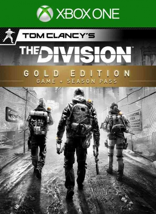 UBISOFT - XONE Tom Clancy's The Division Gold Edition