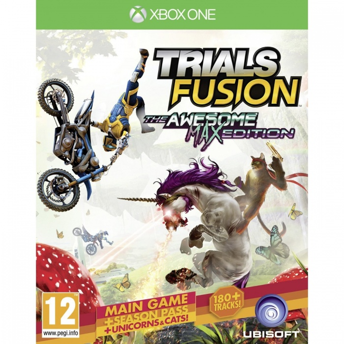 UBISOFT - XONE Trials Fusion (The Awesome Max Edition)