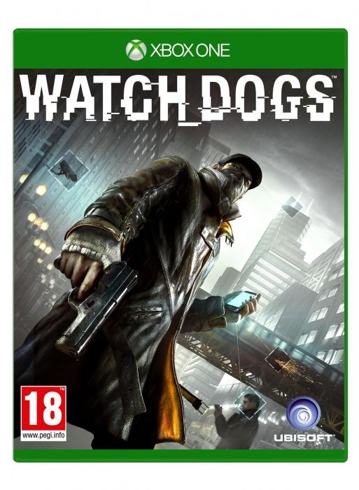 UBISOFT - XONE Watch_Dogs
