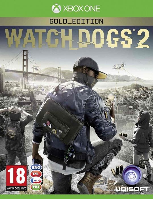 UBISOFT - XONE Watch_Dogs 2 Gold Edition